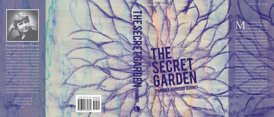 Secret Garden Dust Jacket